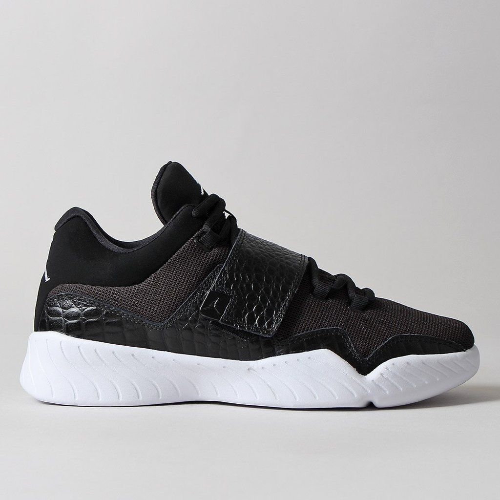 jordan 23 shoes black and white