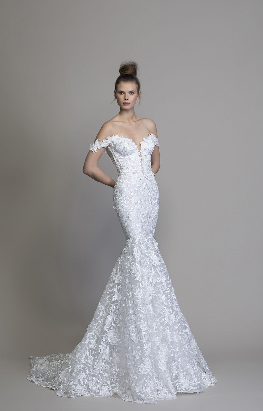 Introducing The Love By Pnina Tornai 2020 Collection Kleinfeld Bridal In 2020 Pnina Tornai Wedding Dress Wedding Dresses Mermaid Wedding Dress