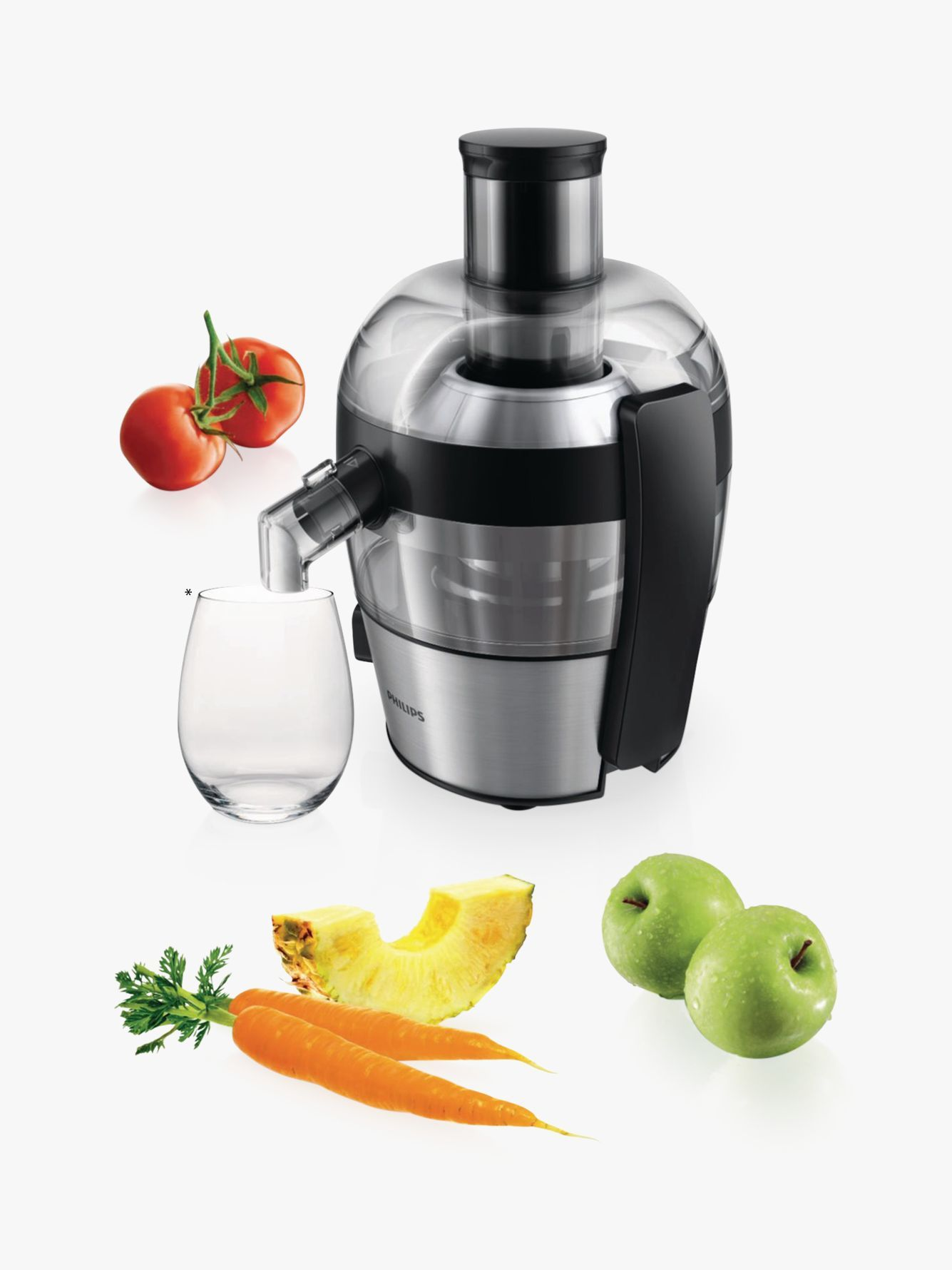 Viva Collection Juicer HR183601   Philips