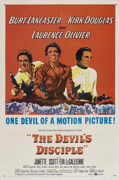 El discípulo del diablo (1959) - FilmAffinity