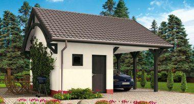 Projekty Budynkow Gospodarczych Wycena Budowy Kreodom Pl Strona 11 Outdoor Structures Structures Outdoor