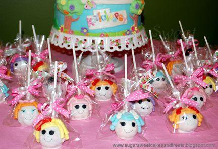Lalaloopsy Cake Walmart | Lalaloopsy Birthday Cake on Pin Little Lalaloopsy Cake At Walmart Cake ...