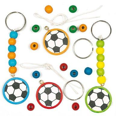football bricolage activit s manuelles loisirs creatifs foot pour enfant id es cr atives. Black Bedroom Furniture Sets. Home Design Ideas