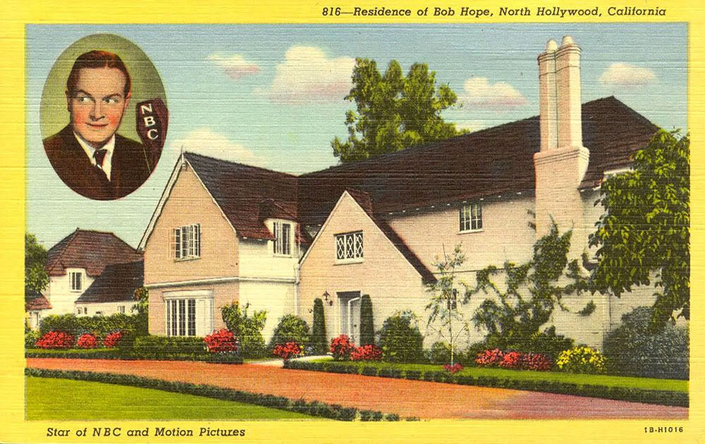 Vintage Hollywood Homes old mansions in hollywood | homes of movie stars, california - a