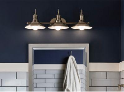 21 bathroom lighting above mirrorgwendolyn siciliano