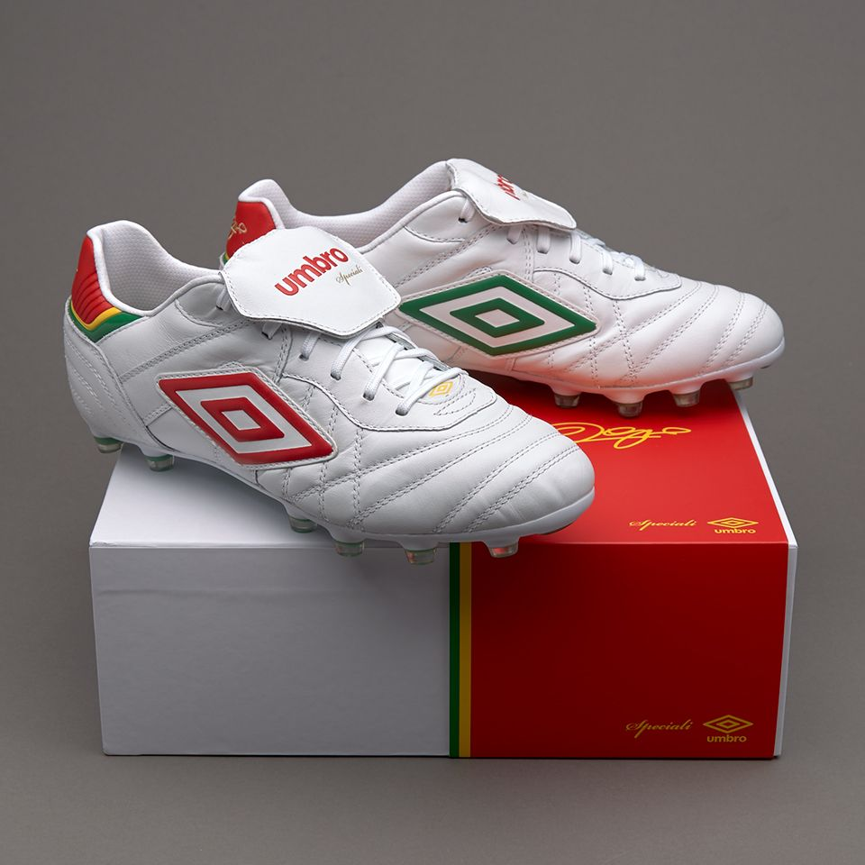 7c5a9b6e5 Umbro Speciali Eternal Pro FG Pepe Edition - White/Red/Green/Yellow ...
