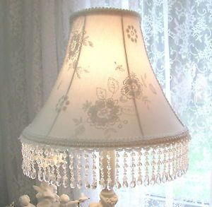 7 bell lampshade r ashwell blue pink roses shabby chic fabric girl 7 bell lampshade r ashwell blue pink roses shabby chic fabric girl baby shade aloadofball Gallery