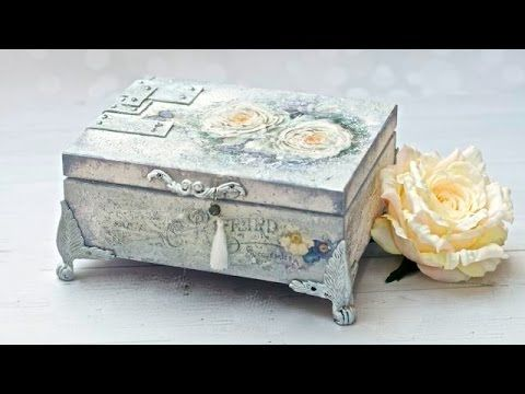 Decoupage Mobili ~ Best decoupage videó images decoupage