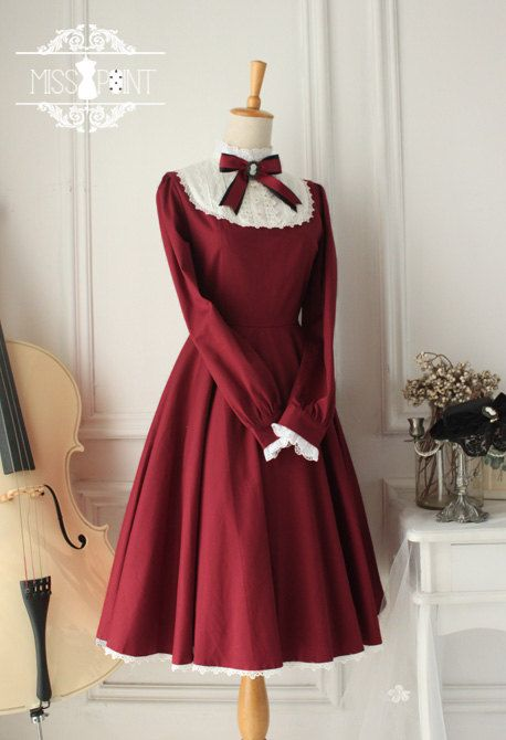 Classic Vintage Dress von UtopiaPlanitia auf Etsy. So ...
