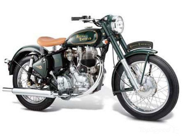 This Dubious Euphoria Is Courtesy Of Old School 500cc Single
