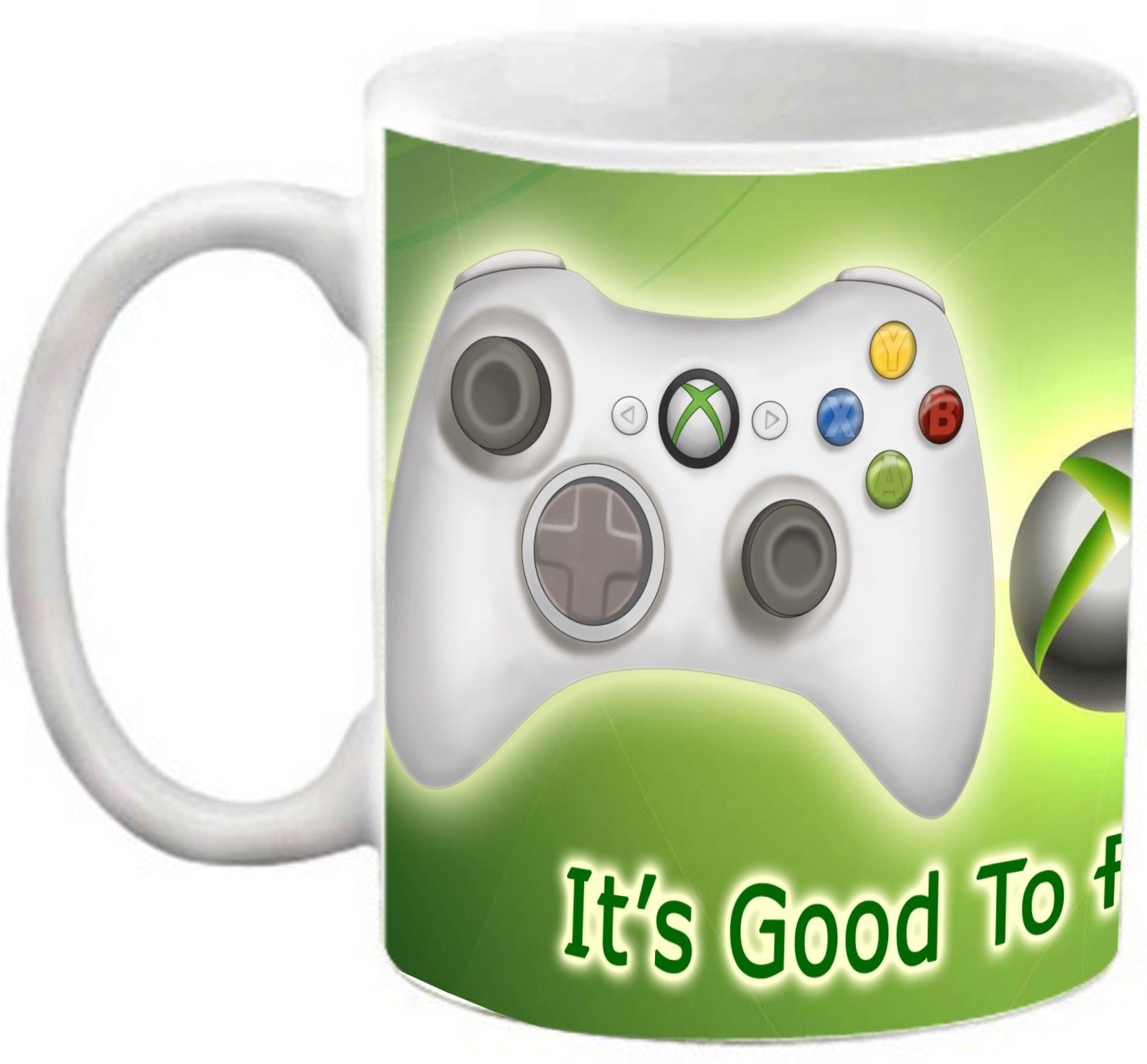 EFW Xbox Its Good To Play Together Ceramic Mug Price in