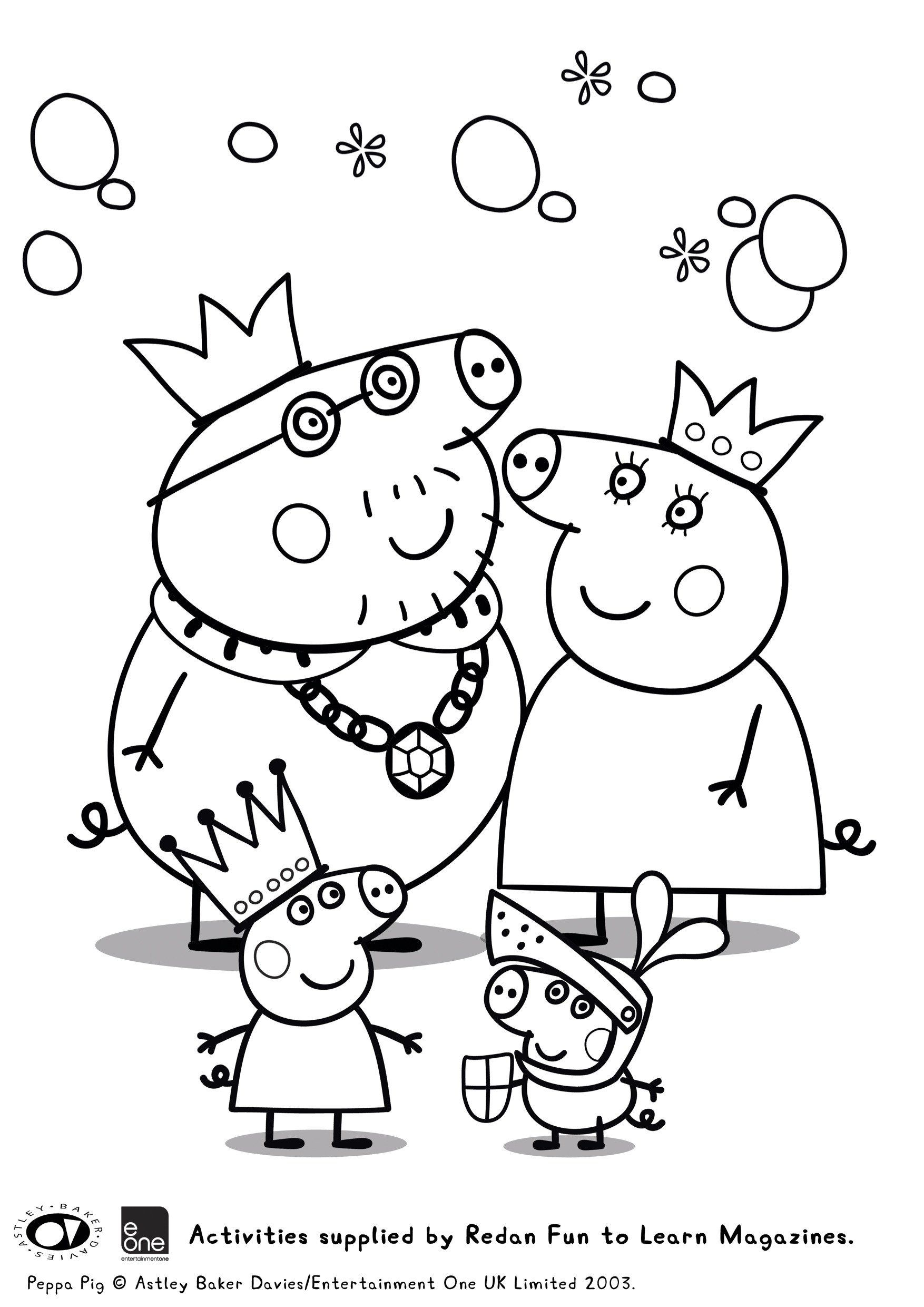 Peppa Pig Coloring Sheets Awesome Coloring Ideas Peppa Pig Coloring Book Printable Elegant Peppa Pig Coloring Pages Peppa Pig Colouring Family Coloring Pages