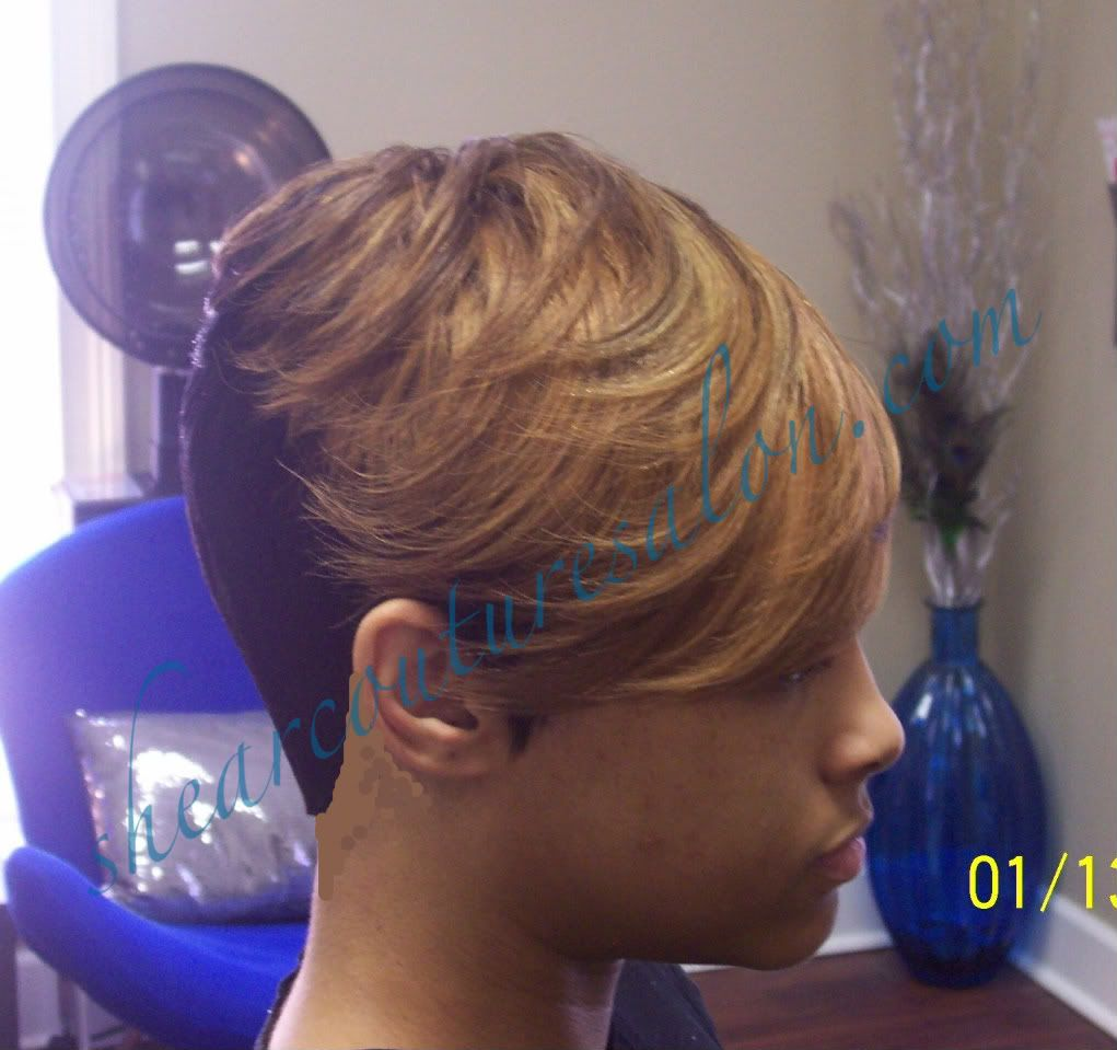 photo gallery  shear couture hair salon boutique in