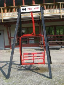 ski lift chair swing Google Search