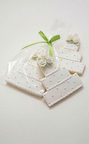 Wedding Cake Cookies Wedding Cookies Wedding Shower Cookies Wedding Cake Cookies