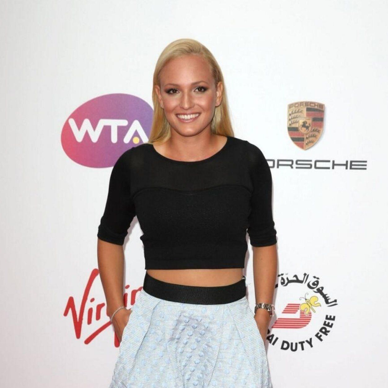 Hottest Female Tennis Players Donna Vekic  Donna Vekic -5541