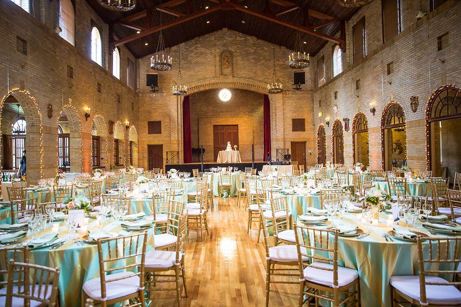 Washington Dc Wedding Reception St Francis Hall