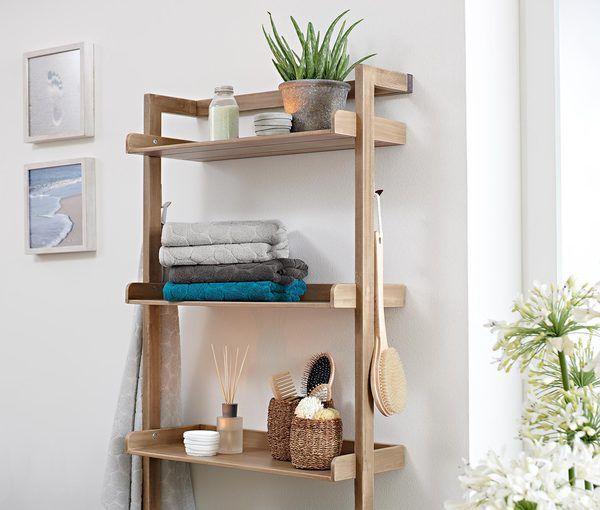 Bildergebnis Fur Badezimmermobel Tchibo Badezimmer Regal Badezimmer Regal Holz Badezimmer Regal Schmal