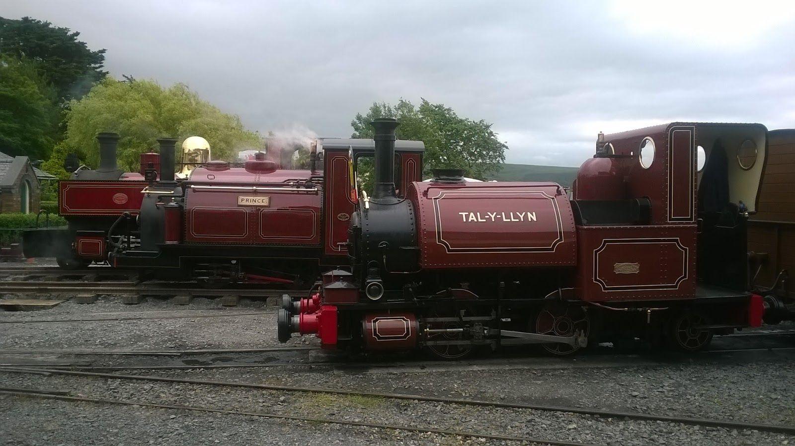 Fifth Defibrillator Installed At The Talyllyn Railway