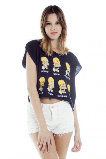 4b3c68b6c4 Productos de Los Simpsons en 47 Street