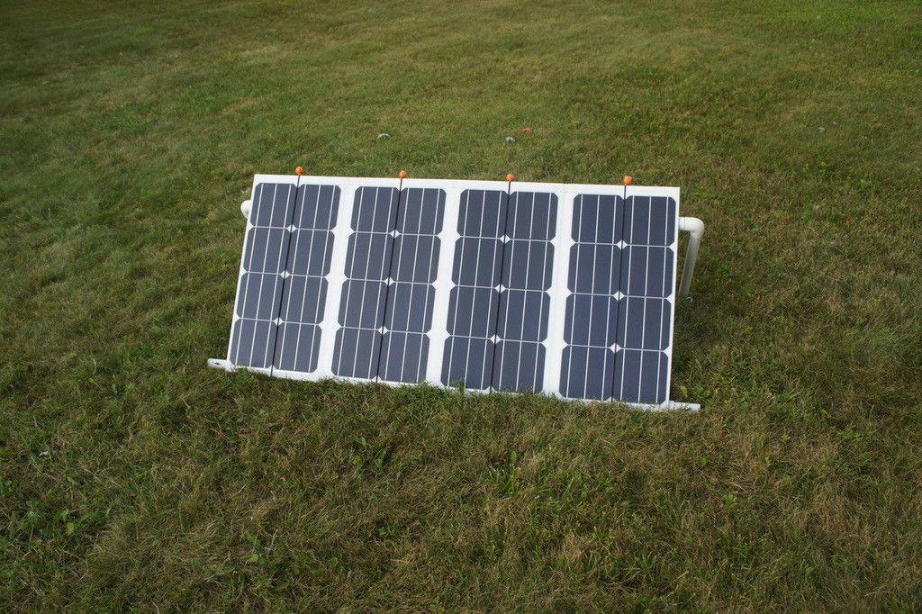 135w Hi Efficiency Monocrystalline Folding Portable Solar Panel Solar Solar Power Diy Solar Panel Cost