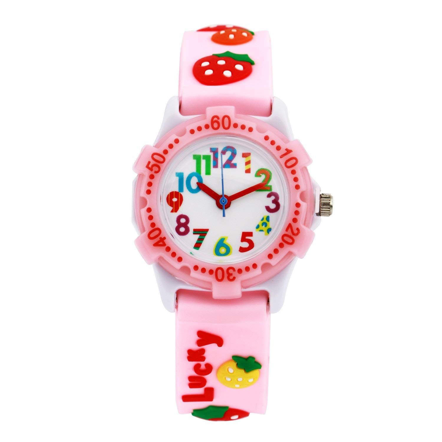 Watches 2018 Fashion Small Children Watch Kids Girls Boys Clock Child Wristwatch Quartz Steel Watch Wrist For Girl Boy Simple Gifts For Fast Shipping