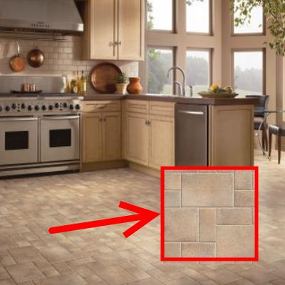 Top Types Of Kitchen Flooring Kitchen Floors Flooring Options And Flooring Ideas