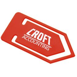 Point them directly to your business with this imprinted arrow!