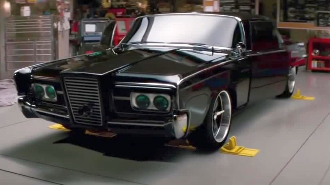 You Can Buy The Green Hornet Black Beauty Chrysler Imperial Crown