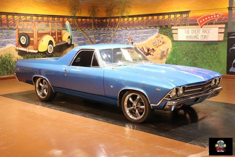 1986 Chevrolet El Camino Chevrolet Chevrolet El Camino Classic