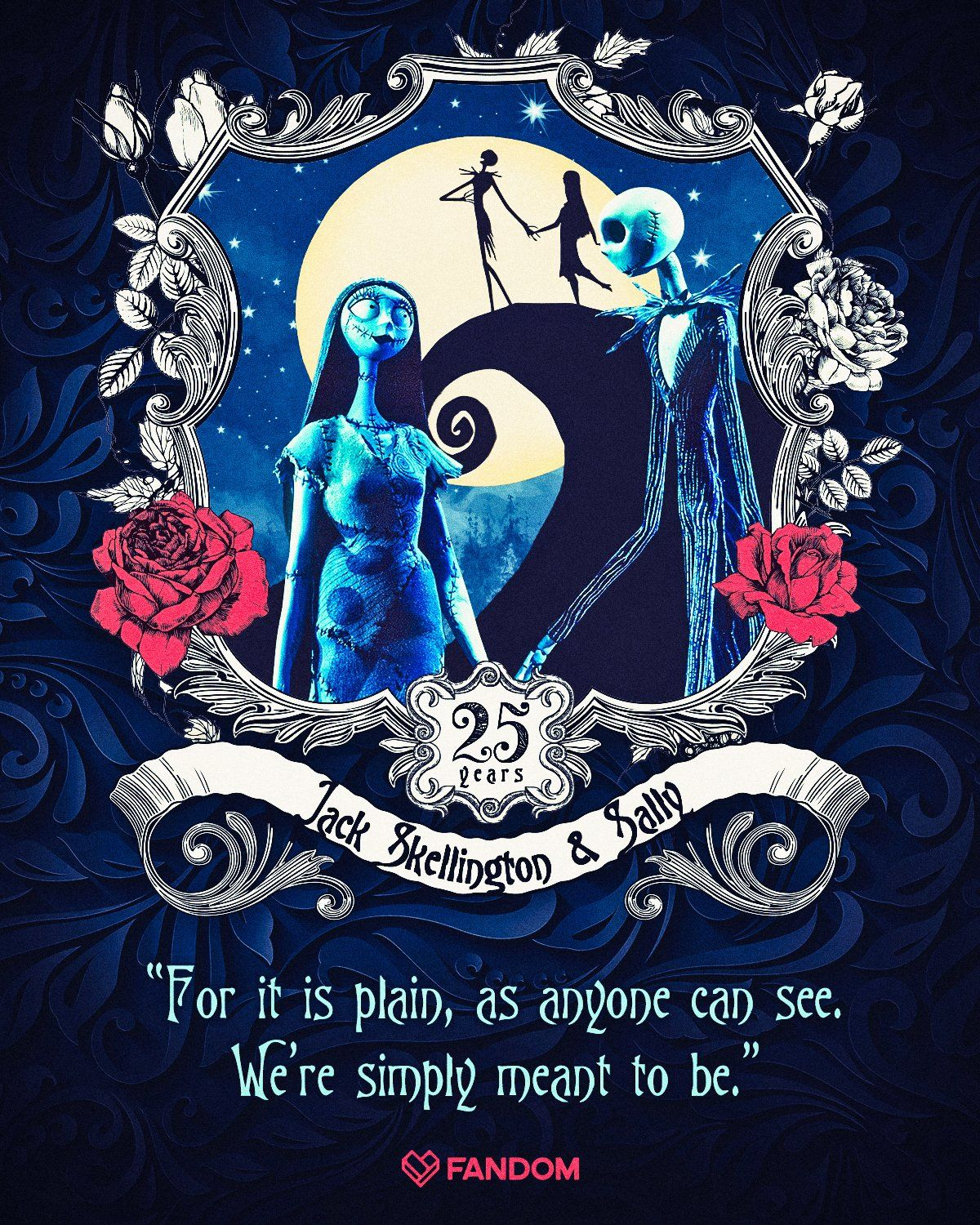 Fandom On With Images Nightmare Before Christmas Quotes