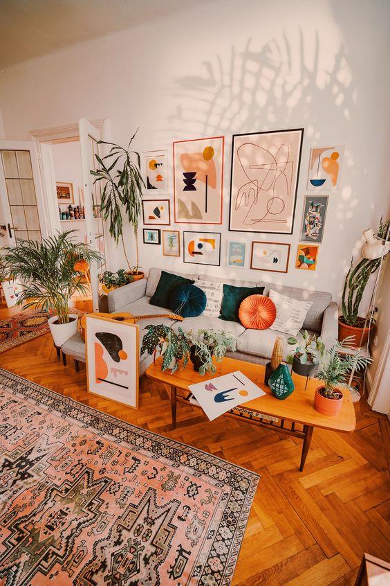Photo of 25+ Boho Living Room Decor Ideas on a Budget