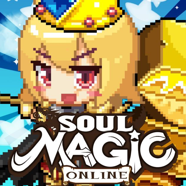 NEW iOS APP Soul Magic Online TREEWIZ Magic online