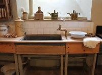 Victorian Kitchen Sink | Chapel | Pinterest | Victorian kitchen ...