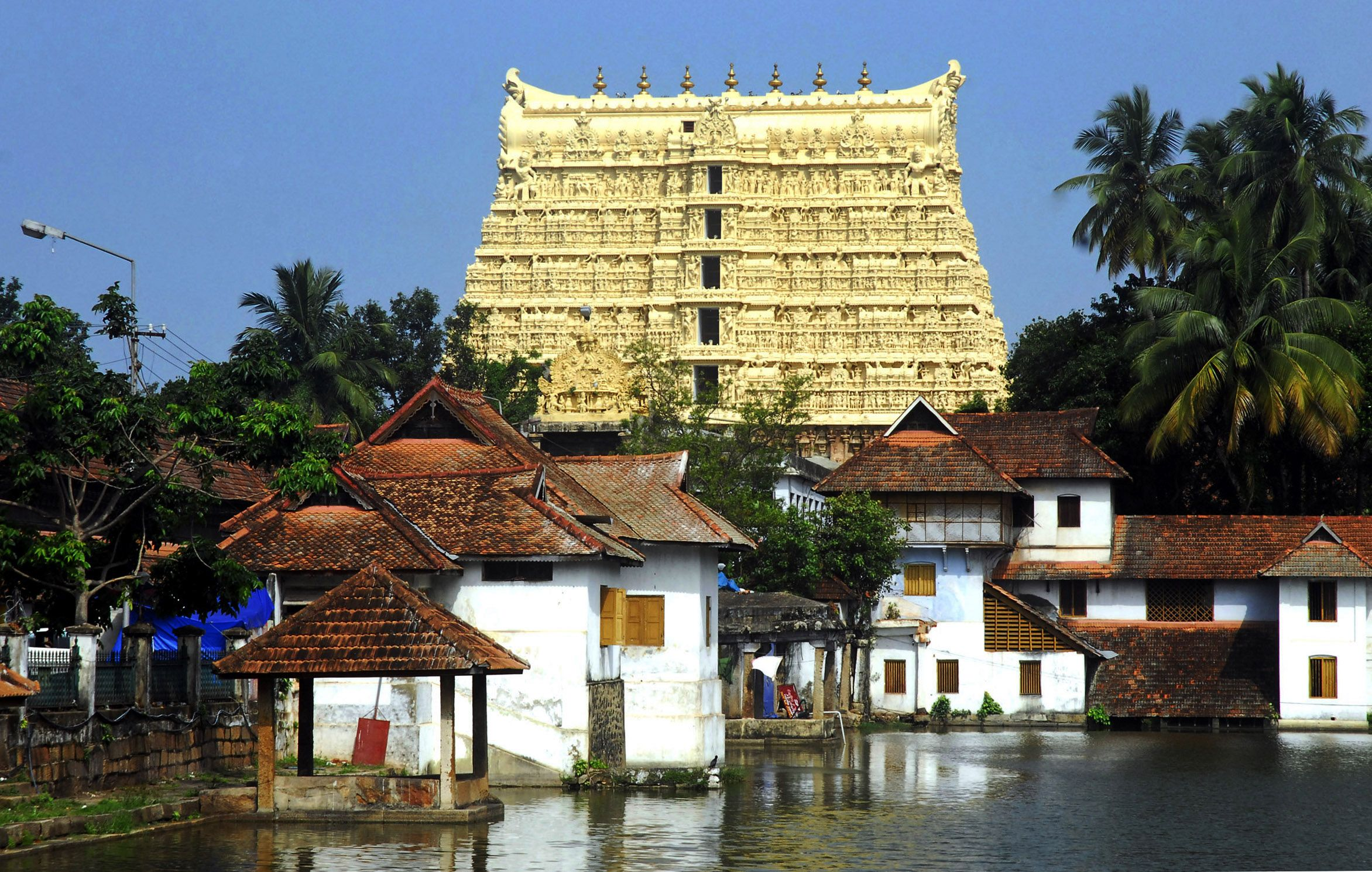 Beautiful pictures of gods and their temple - Trivandrum The Capital Of God S Own Country Boasts Around 2000 Temples The Most Famous Amongst