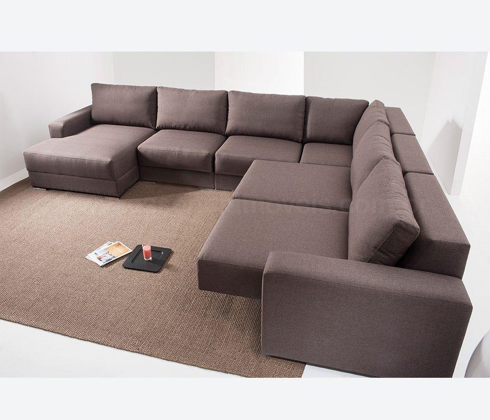 O sof 4450 composto por m dulos retr teis chaise - Sofas por modulos ...