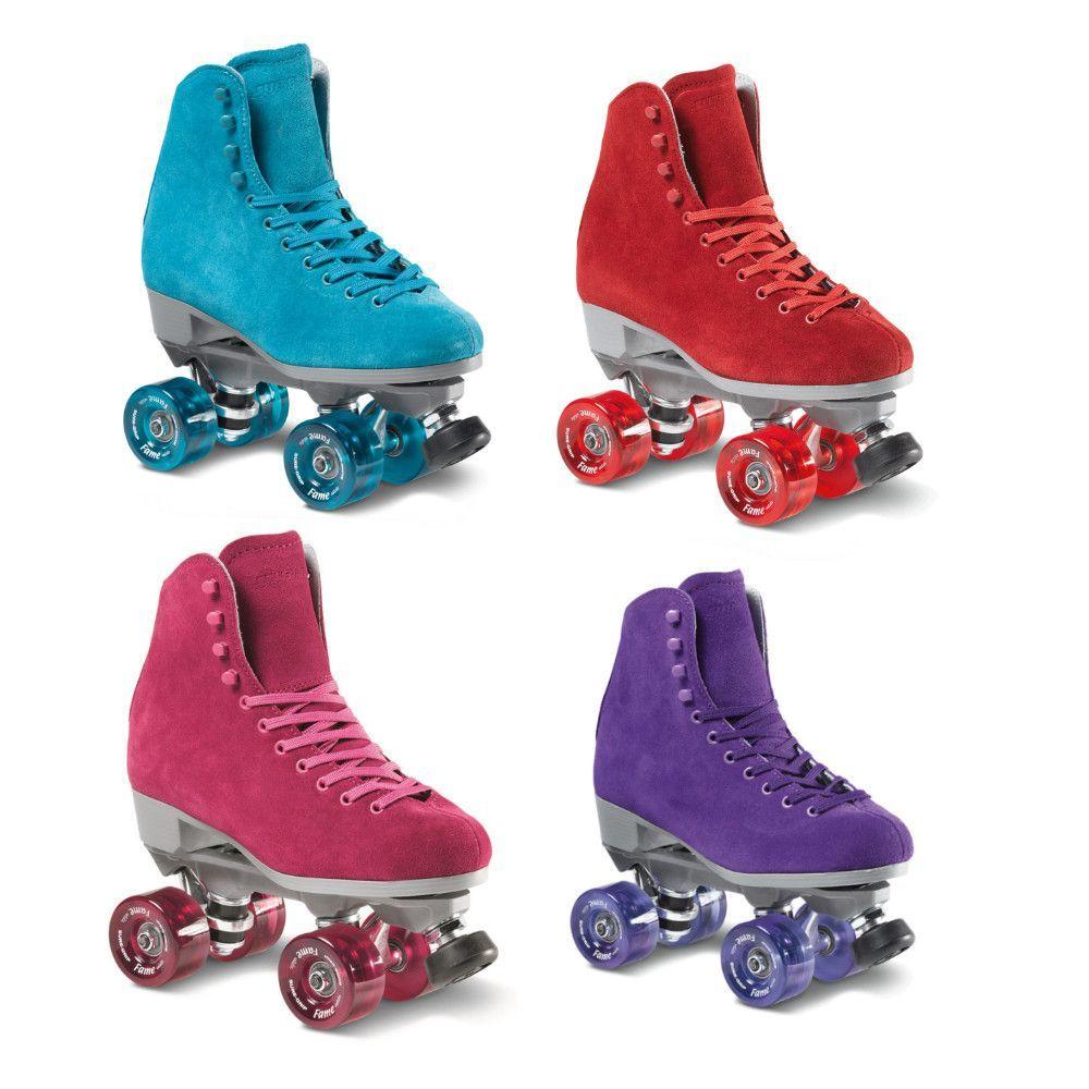 Roller skates for figure skating - Sure Grip Boardwalk Fame Indoor Roller Skates 4 Colors