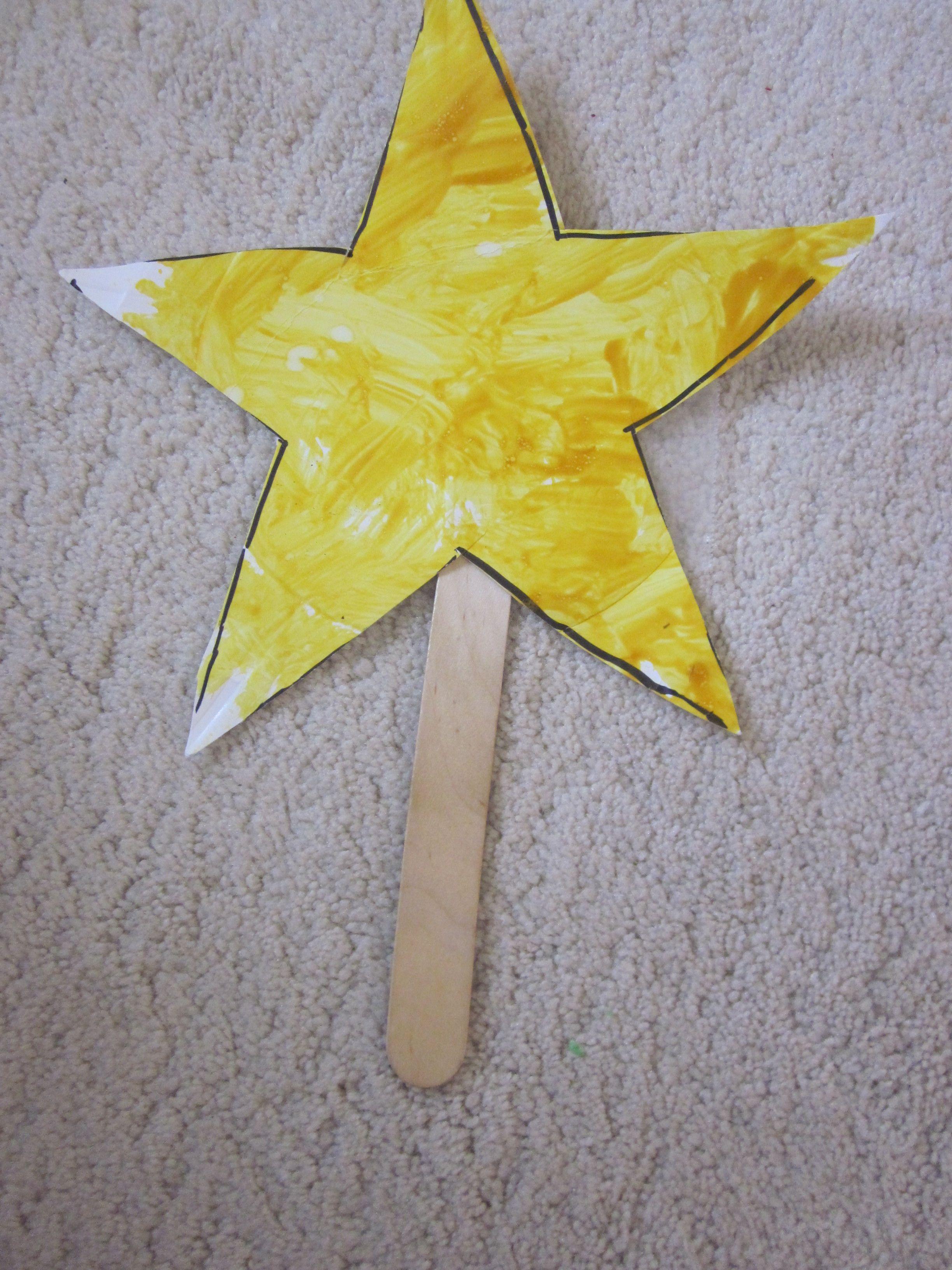 41++ Paper star craft for preschoolers info