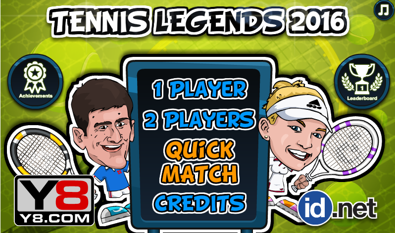 Play Tennis Legends 2016 Https Online Unblocked Games Weebly Com Tennis Legends 2016 Html Tennis Legends Tennis Basketball Legends