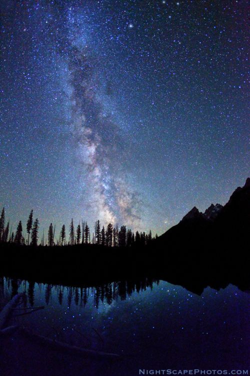 Milky Way Photography Nightscape Photography Nighttime Sky Nightscape