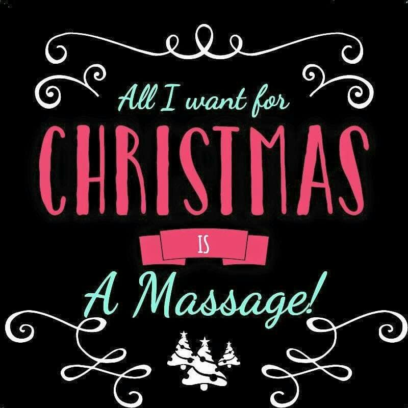 Christmas gift massage gift massage therapy quotes