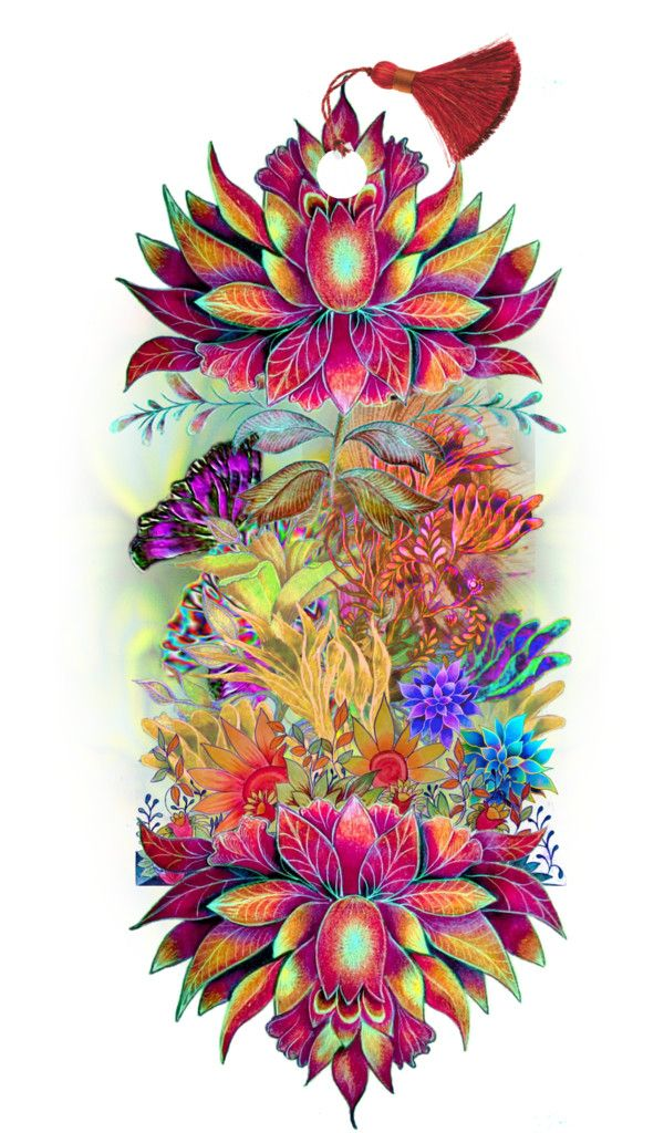 a0458c10f Flower Power | Top Art Sets | Tattoos, Flower thigh tattoos, Best ...
