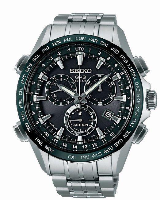 per comprare allacciarsi dentro fornitore ufficiale Seiko Astron SSE001J1 Con GPS: Amazon.it: Orologi   Orologi da ...