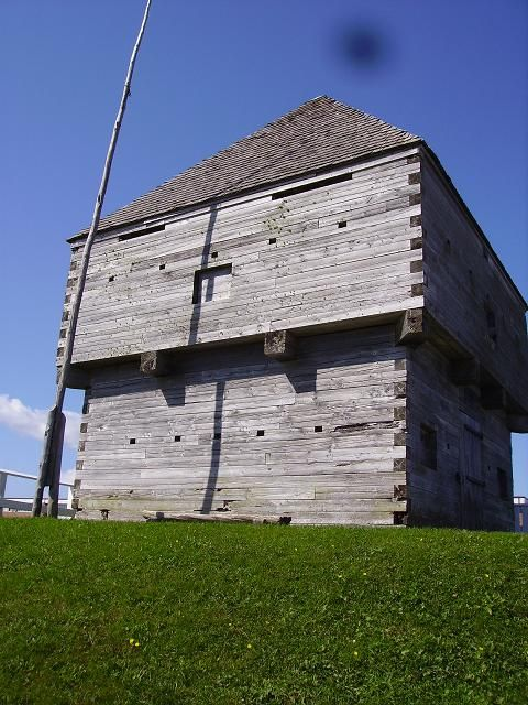 Guard house in Saint John, NB, Canada...been there