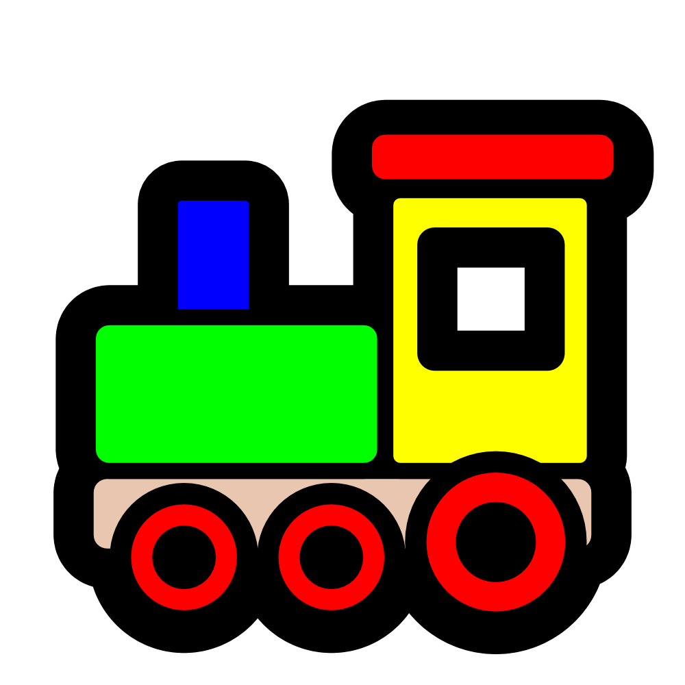 toy truck black and white clipart free clip art images being an rh pinterest co uk locomotive wagon clipart steam locomotive clipart