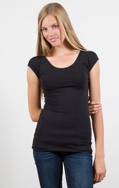 Best undershirt ever! Essential Tee - Downeast basics ...