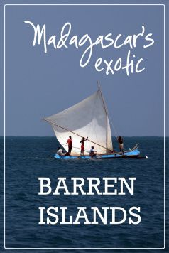 An unforgettable stop in one of our favorite cruising destinations: Madagascar's Barren Islands.