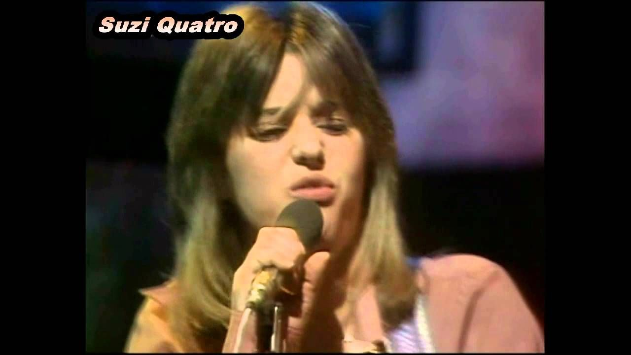 Suzi Quatro If You Can T Give Me Love With Images Music Mix Music Albums My Love