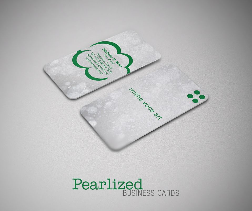 Add sparkle to your design with our pearl business cards these these premium business cards combine the flexibility of full color printing and an upscale look and feel pearlized business cards offer an iridescent colourmoves