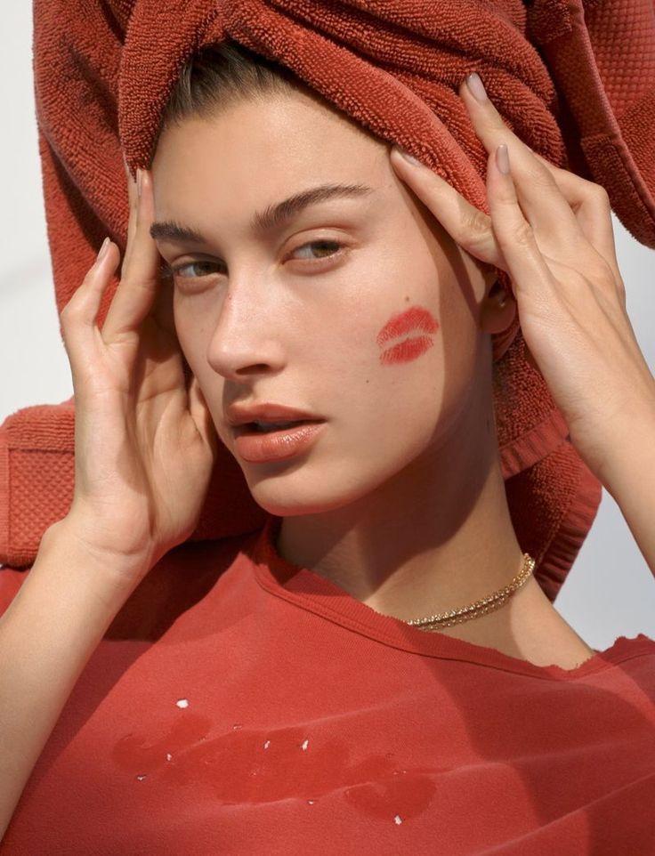 Hailey Baldwin Models Spring Fashions for POP Magazine